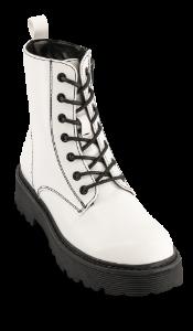 B&CO hvit damestøvlett 5261501890