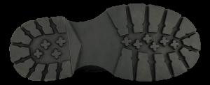 B&CO sort støvlett 5261501910