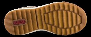Rieker Korte damestøvletter Blå Y4730-14