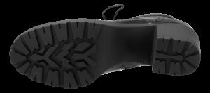 Marco Tozzi kort snørestøvlett sort 2-2-25204-31