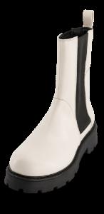 Vagabond Korte damestøvletter Hvit 4849-401 COSMO 2