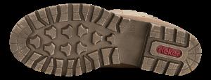 Rieker Korte damestøvletter Brun 785C2-64