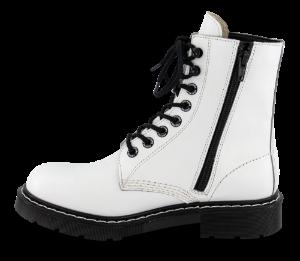 Dockers Korte damestøvletter Hvit 45EN201