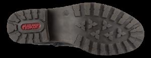 Rieker damestøvlett sort Y0471-00