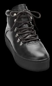 Vagabond kort damestøvlett sort 4624-101