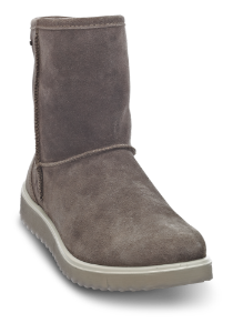 Legero kort damestøvle brun 300654