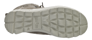 Legero kort damestøvlett beige 300503