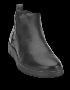 ECCO kort damestøvlett sort 282173 BELLA