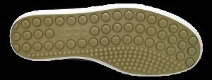 ECCO kort damestøvlett burgunder 430243 SOFT 7 LA