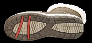 ECCO damestøvlett brun 832143 TRACE LIT