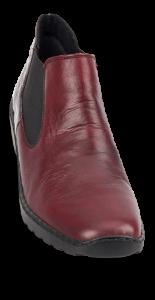 Rieker ankelstøvlett bordeaux L6090-35