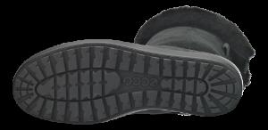 ECCO damestøvlett sort 450143 SOFT 7 LU