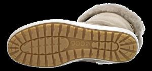 ECCO damestøvlett lysebrun 450143 SOFT 7 LU