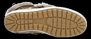 ECCO damestøvlett lysebrun 450153 SOFT 7 LU
