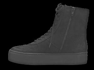 Vagabond kort damestøvlett sort 4624-050
