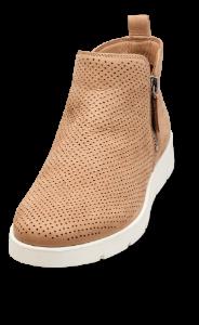 ECCO kort damestøvlett brun 282143 BELLA