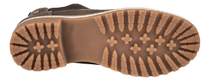 B&CO kort damestøvlett kaki