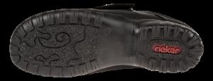 Rieker kort damestøvlett sort L4664-00