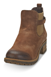Rieker kort damestøvlett brun 96864-24