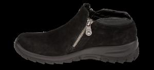 Rieker kort damestøvlett sort L7160-00