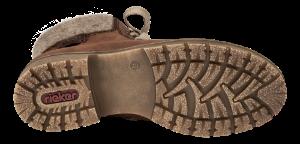 Rieker kort damestøvlett konjakk Y9142-22