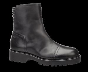 Vagabond kort damestøvlett sort 4857-001