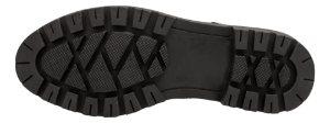 Marco Tozzi kort damestøvlett sort 2-2-25221-23