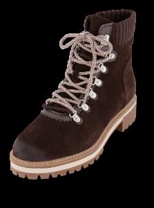 Tamaris kort damestøvlett brun 1-1-26226-23
