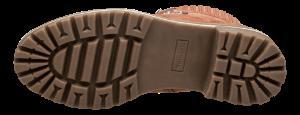 Tamaris kort damestøvlett rust 1-1-26226-23