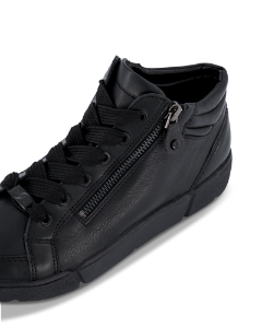 Ara kort damestøvlett sort 12-14435