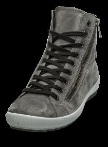 Legero kort damestøvlett grå 509614