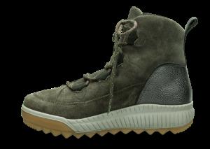 Legero kort damestøvle grå 509561