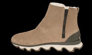 Sorel kort damestøvlett brun 1808191