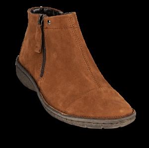 Nordic Softness kort damestøvle brun