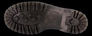 Dr. Martens kort damestøvlett sort 15265001
