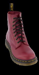 Dr. Martens kort damestøvle rød 24991600