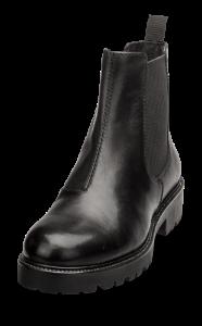 Vagabond kort damestøvlett sort 4441-701