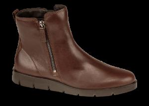 ECCO kort damestøvle brun 282013 BELLA