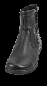 ECCO damestøvlett sort 215573 BABETT BO