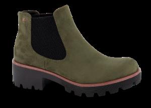 Rieker kort damestøvlett grøn 99284-54
