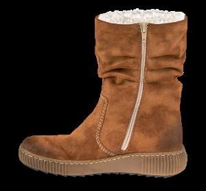 Rieker damestøvlett brun Z6651-24