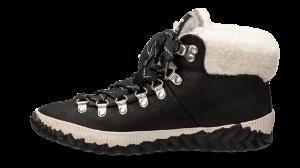 Sorel kort damestøvle sort 1869941