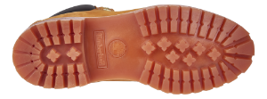 Timberland damestøvlett yellow C10361