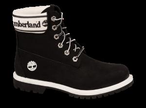 Timberland damestøvlett sort TB0A2314001