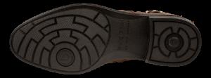 Bugatti kort herrestøvlett brun 311593321100