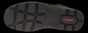 Rieker kort herrestøvle sort 05373-00