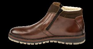 Rieker kort herrestøvlett brun F4152-25