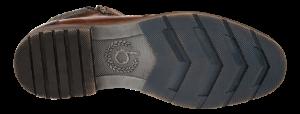 Bugatti kort herrestøvle brun 31160233
