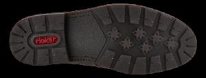 Rieker herrestøvlett brun 35310-25