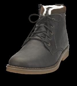 Rieker herrestøvlett brun 33830-25